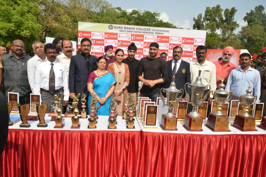 PAVIT SINGH TROPHY INAUGURATION