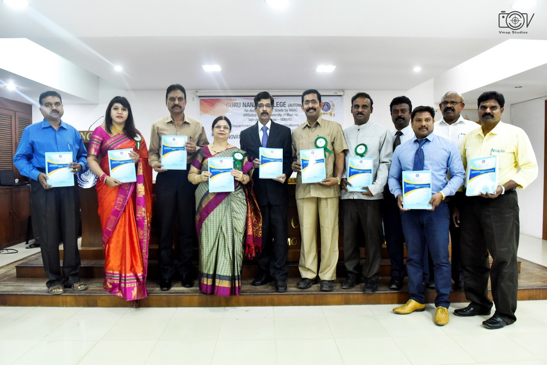 "BCA - ""National Conference on Innovations in Computer Technology and its applications [NCICTA'18]"""