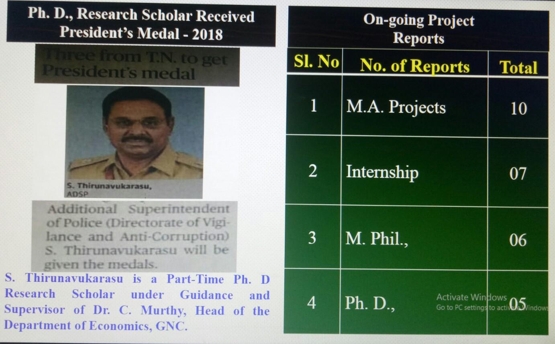Department Of Economics- Shift 1 | Guru Nanak College